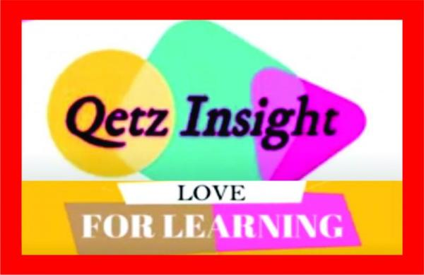 Qetz Insight | Specially designed for kids | 1257 | Kids Education