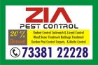Zia Pest Control | Cockroach Service | 1161 | high-level service