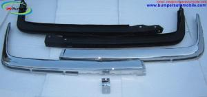 Mercedes 450Sl bumpers