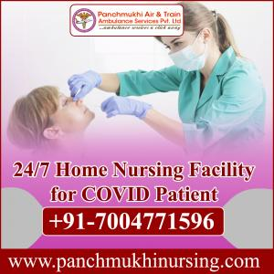 Book 24 Hrs Best Home Nursing Service in Kolkata