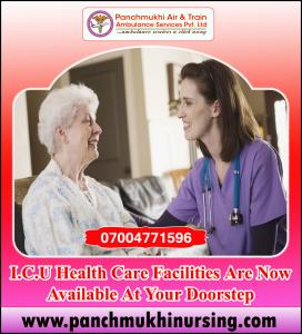 Complete 24 Hrs Home Nursing Service in Hazaribagh