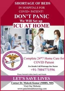 Panchmukhi Home Nursing Service in Dhanbad – Patient Care