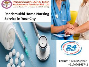 Select the Finest Care from Panchmukhi Home Nursing Service in Dumka