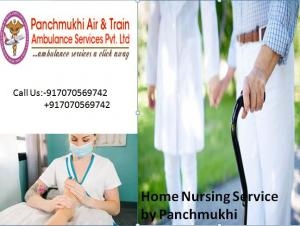 Take Safest Home Nursing Service in Khunti form Panchmukhi
