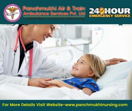 Pick Reliable Panchmukhi Home Nursing Service in Mahendru with All Innovative Care