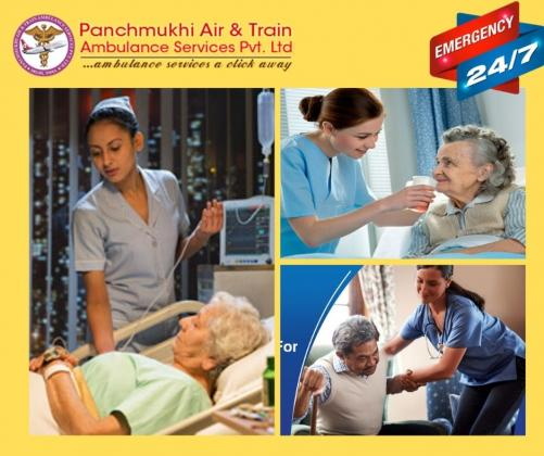 Quickly Book Optimum Home Nursing Service in Patel Nagar  by Panchmukhi with Significant Medical Benefits