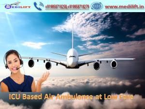 An Economical Mode of Conveying Patients by Medilift Air Ambulance Ranchi
