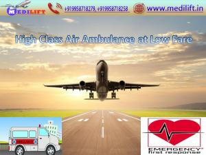 Providing Pre-Hospital Aids to the Patients with Efficacy by Medilift in Mumbai